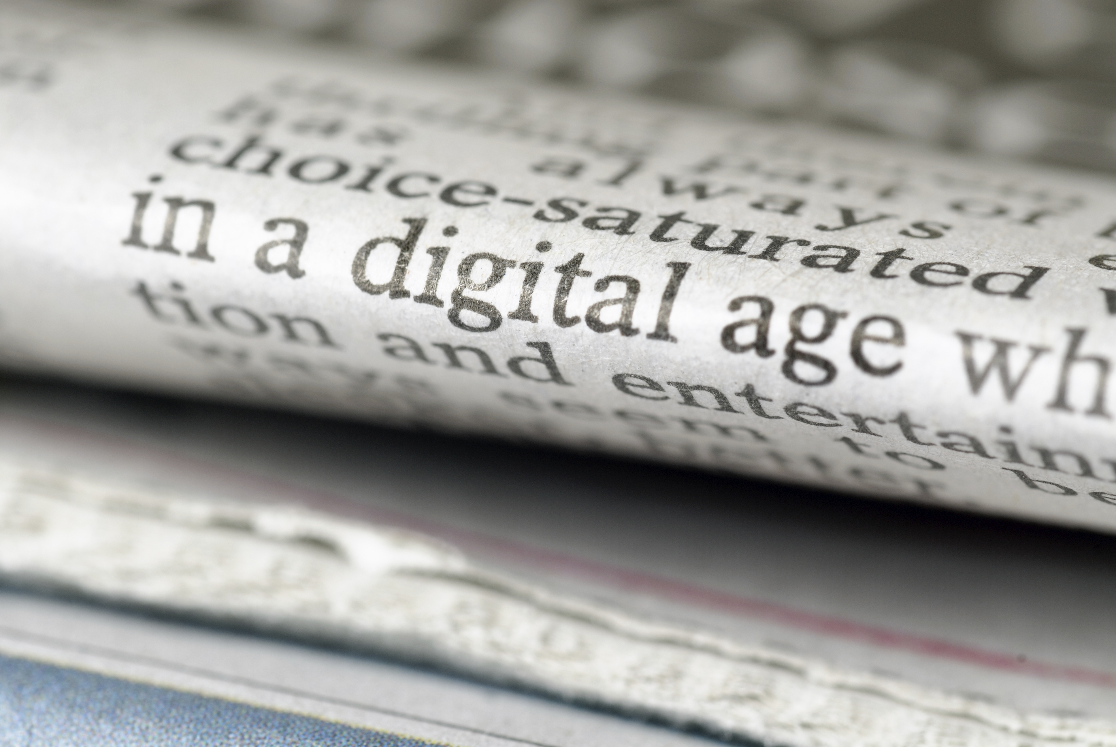 Navigating the digital disruption, again